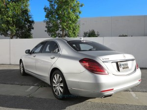 2016 Mercedez Benz S550